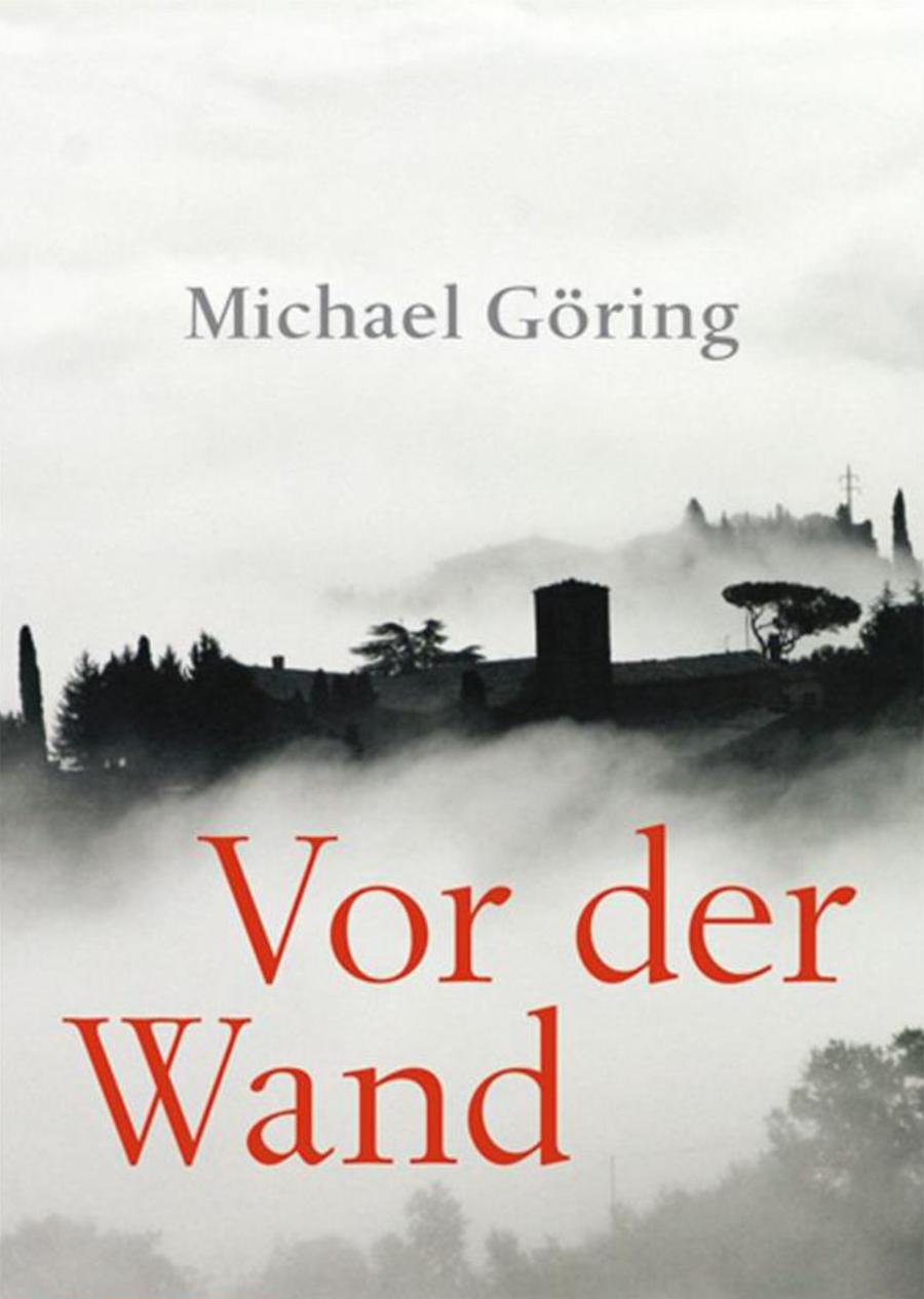 Prof. Dr. Michael Göring: Vor der Wand
