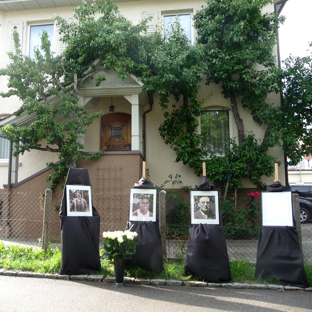 Den Deportierten wieder ein Gesicht geben: Die Familie Gollowitsch