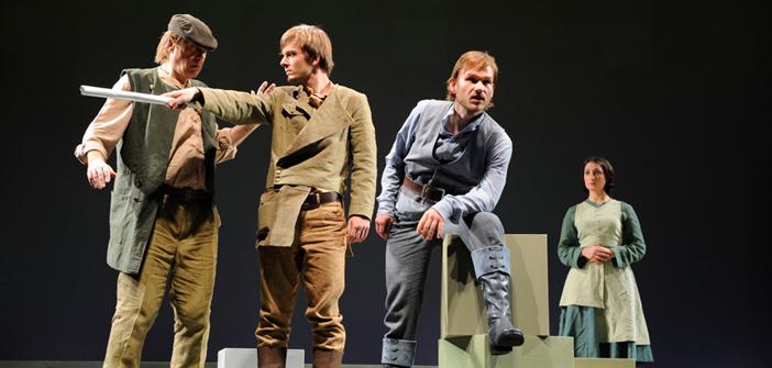 Bühne frei für das Leutkircher Theater
