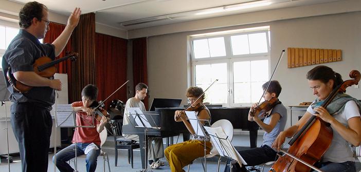 Internationale Gäste bei den Musikalischen Sommerkursen