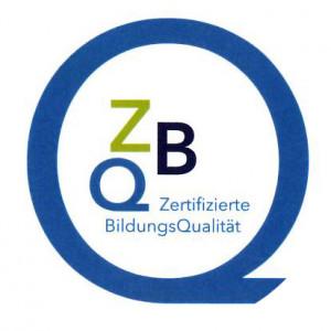 Zertifizierte BildungsQualität
