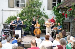 Leutkircher Sommerjazz 2013: Aventura Cubana